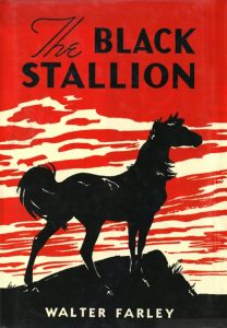 TheBlackStallion-book-cover-Walter-Farley