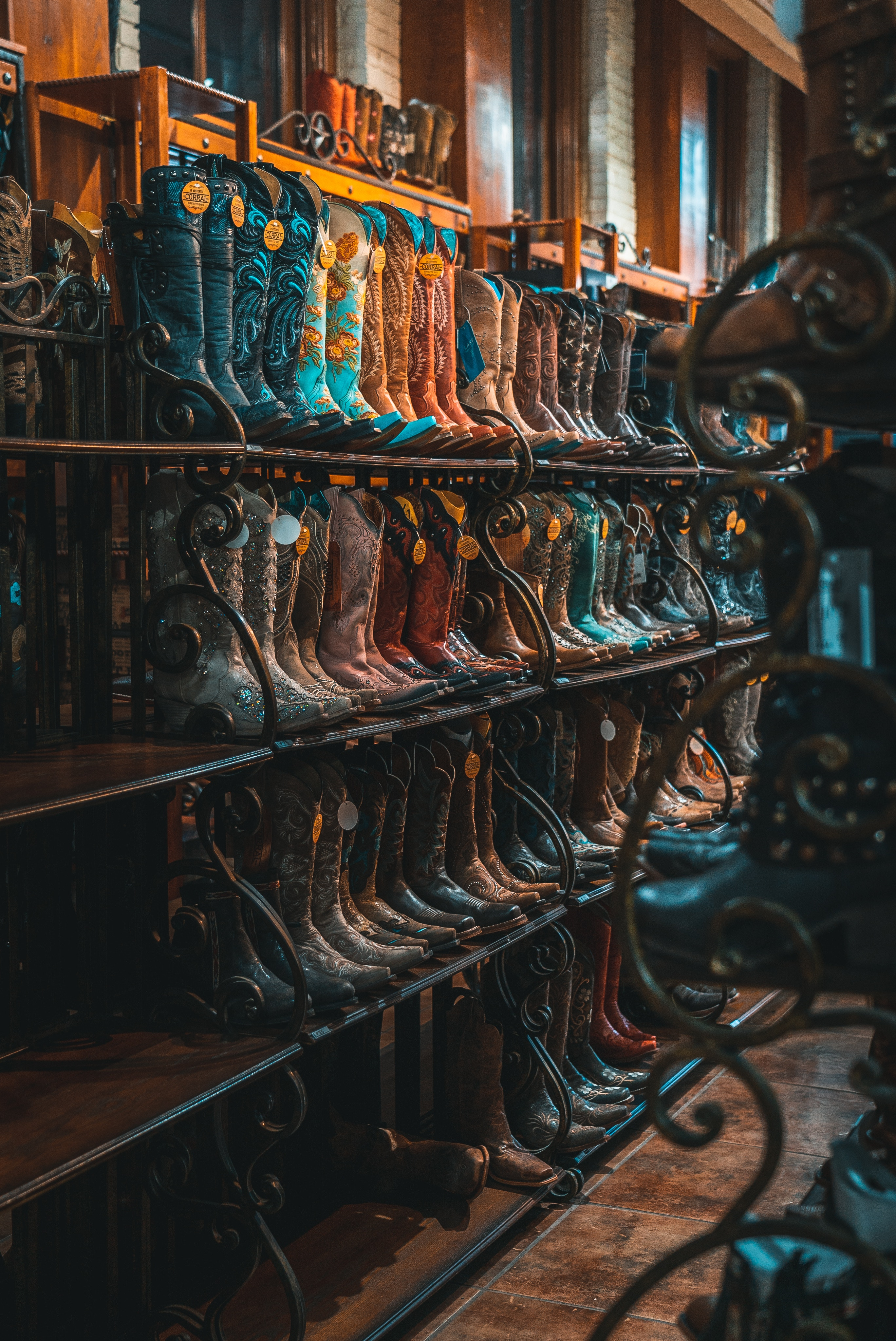 cowboy boot store
