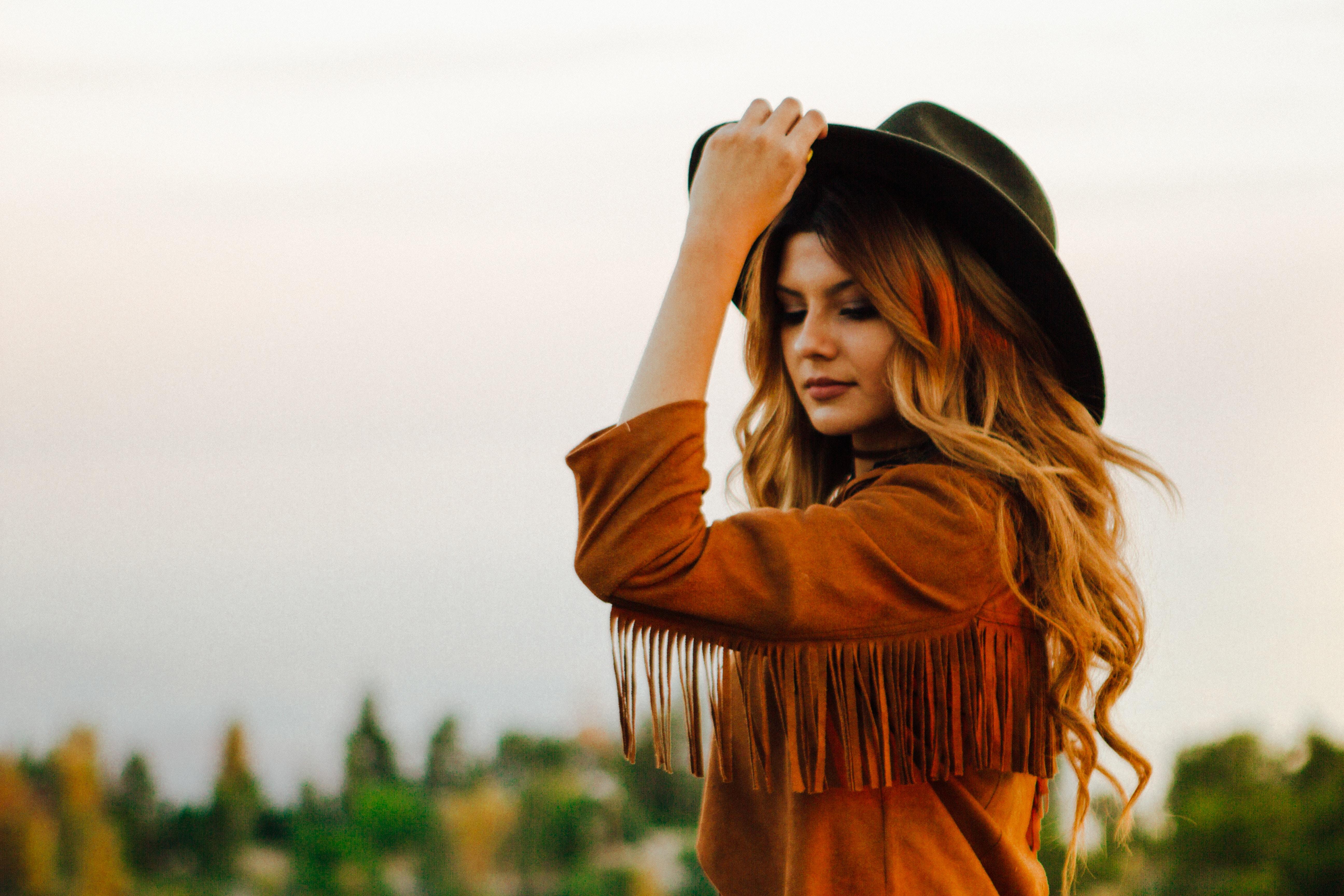 fringe cowgirl