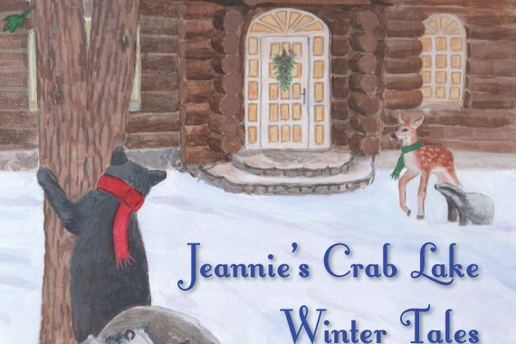 Jeannie's Crab Lake Winter Tales cover book 2