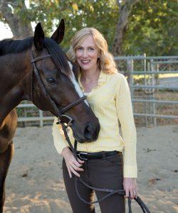 Susan Frieldland her horse knight
